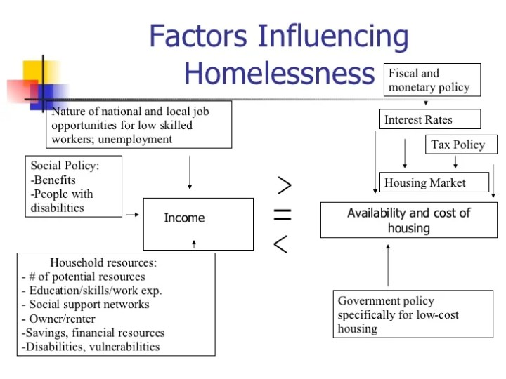 Homelessness Essay Cause And Effect Docoments Ojazlink