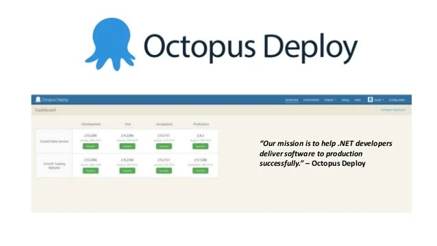 Getting Started With Octopus Deploy