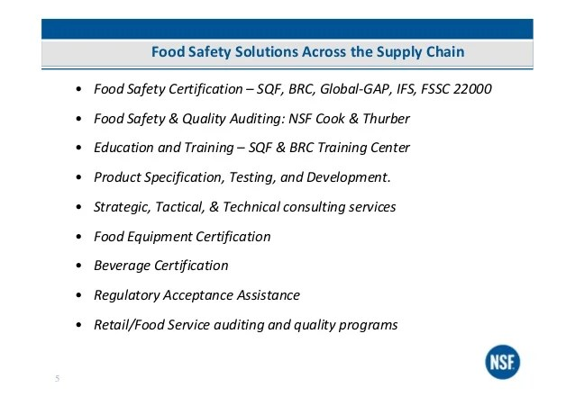 Global Best Practice in Cold Chain Management