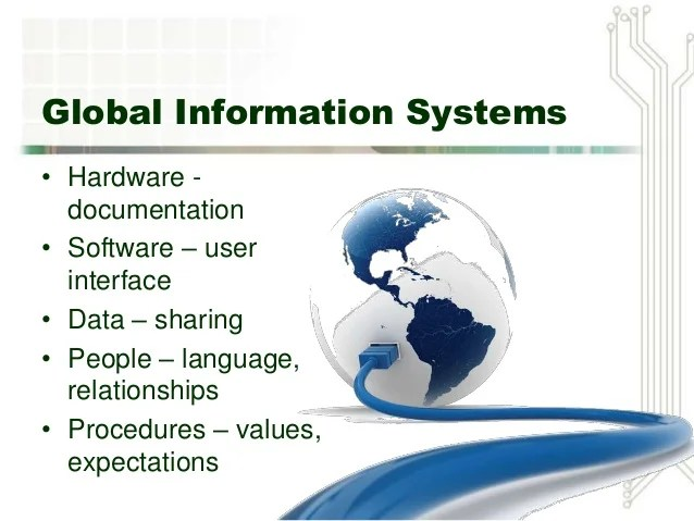 Information Security World