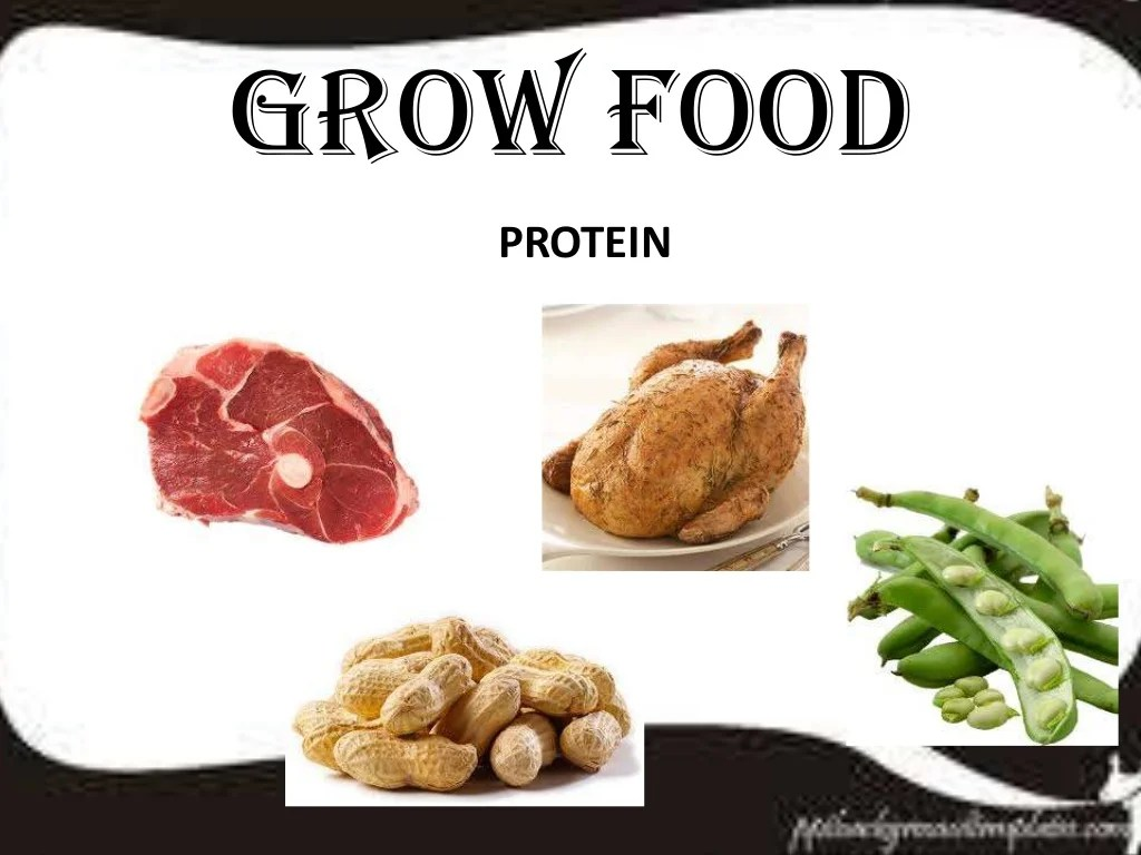 Go Glow And Grow Food
