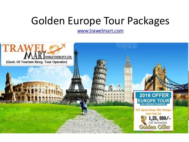 Europe Honeymoon Tour Packages India