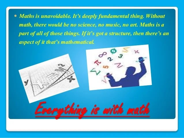 Sample Of Descriptive Essay About A Person Maths  My Hometown Essay also English Essay Pmr Maths In Daily Life Essay  Fieldstationco Random Essay