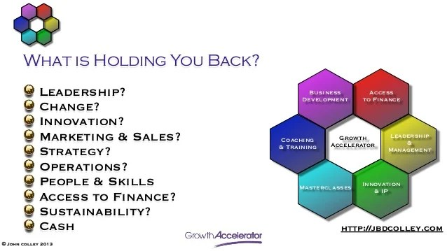 GrowthAccelerator Programme Outline