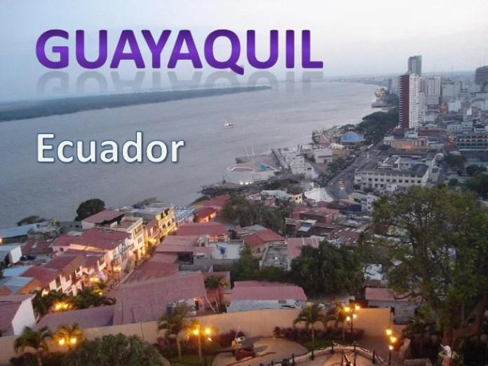 Resultado de imagen para Fotos de Guayaquil (Ecuador