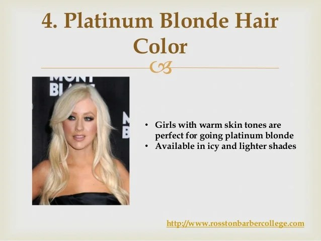 %name Platinum Blonde Hair On Brown Skin