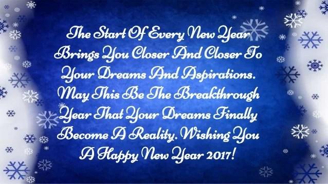 sweetheart new year greetings