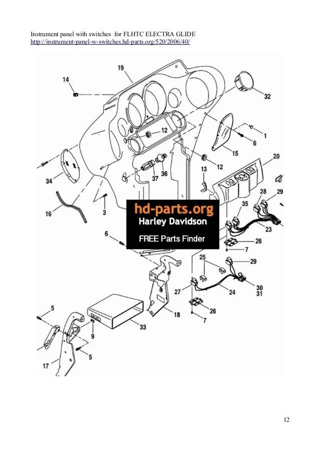 Harley Davidson Fairing Diagram Engine And: 2012 Harley Davidson Road King Wiring Diagram At Johnprice.co