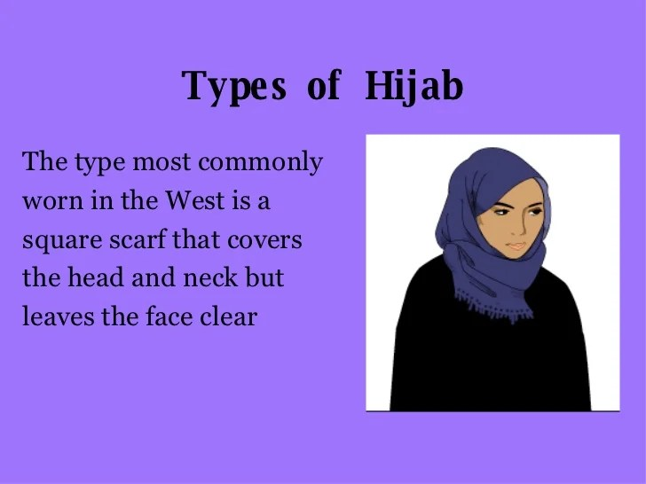 However, there is no uniform style for what hijabs look like or which are worn across the muslim world. Definition Burqa Hijab