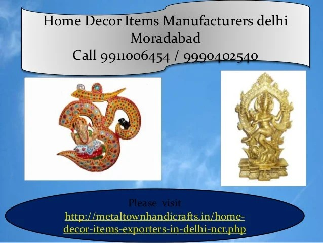 Home Accents Moradabad
