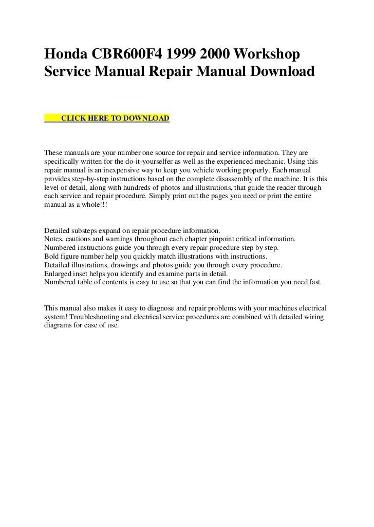 honda cbr600 f4 1999 2000 workshop service manual repair manual download 1 728?resize=665%2C938&ssl=1 2000 rc51 wiring diagram rc51 parts, suzuki motorcycle rectifier rc51 wiring diagram at creativeand.co