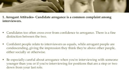 Mistakes To Avoid In An Internal Job Interview