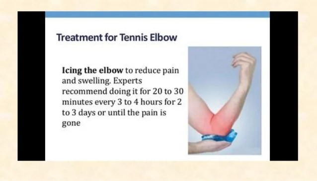 How to heal tennis elbow with exercise
