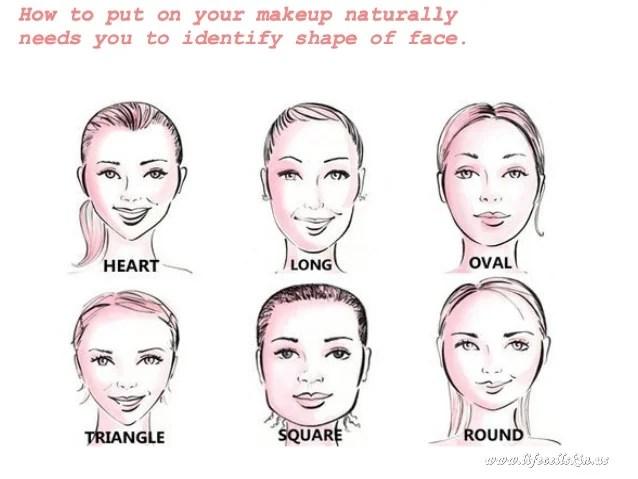 How To Put On Makeup Naturally