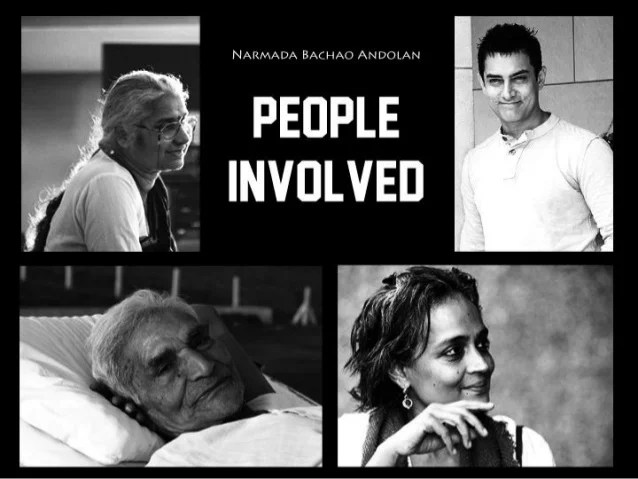 Narmada Bachao Andolan People Involved