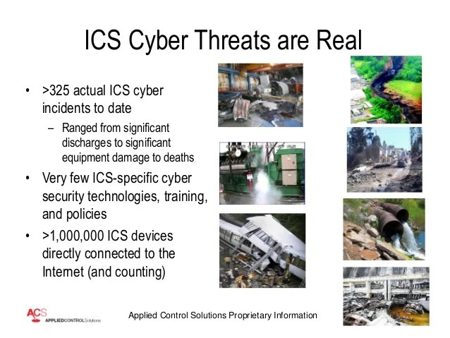 Ics Security Training Courses