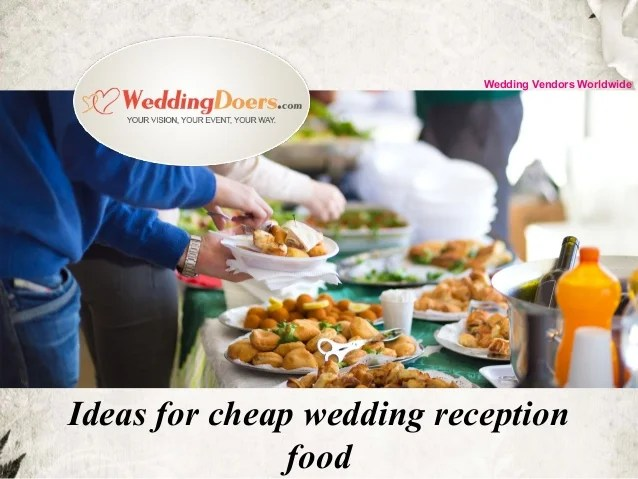 Image Result For Cheap Catering Weddingsharepocket