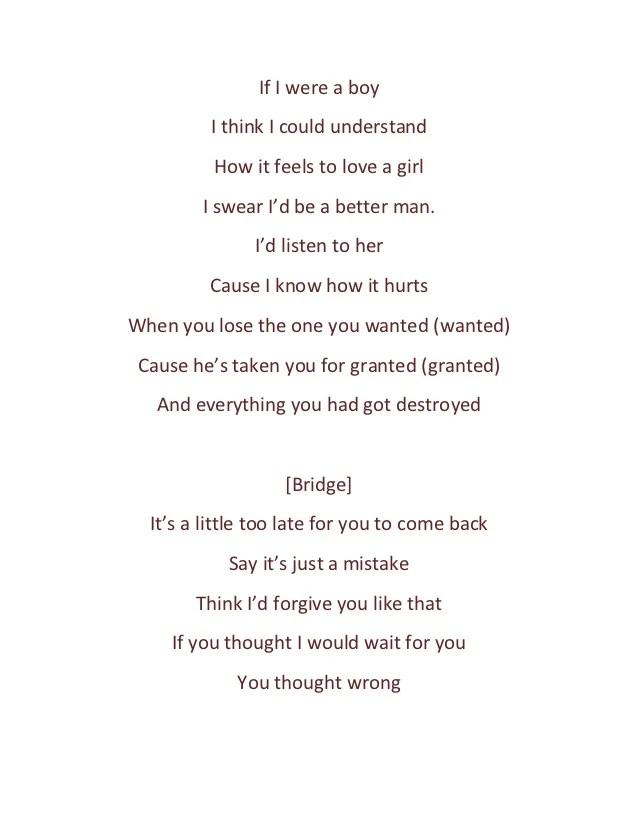 You Are My One Love Lyrics