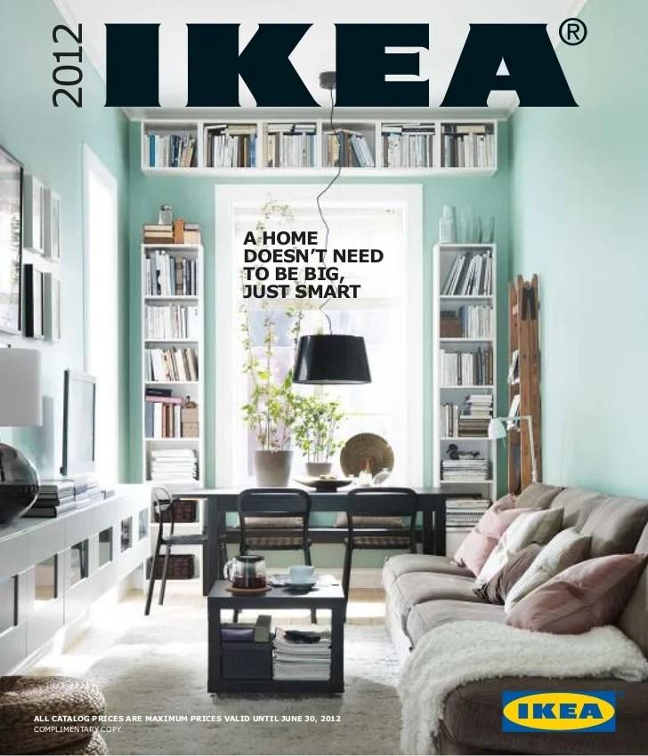 Ikea 2012 Catalog
