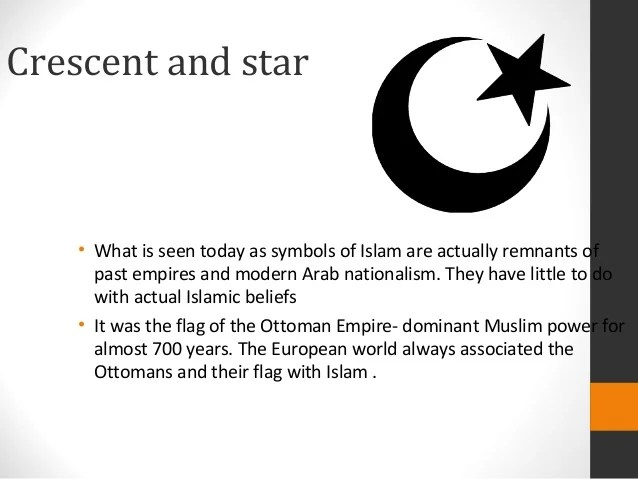 Muslim Religious Symbols And Meanings