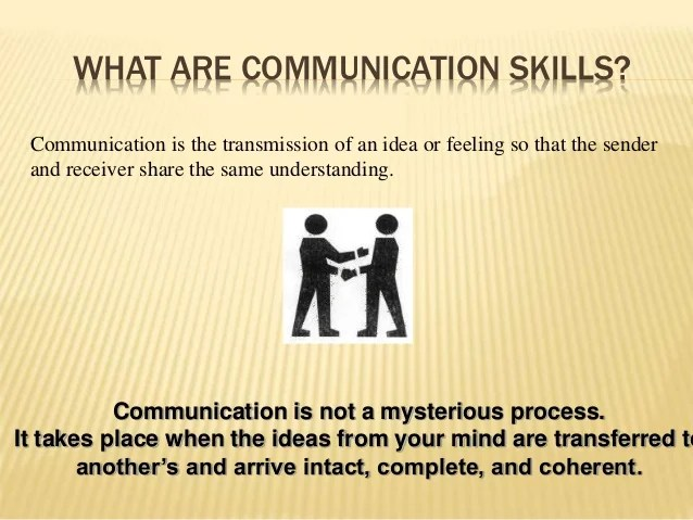 Importance of learning business communication skills