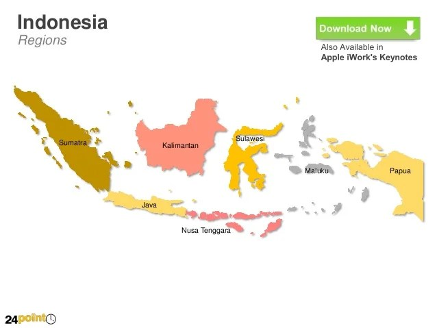 In powerpoint editable vector slides indonesian flag map indonesian art. Indonesia Map Editable Powerpoint Template