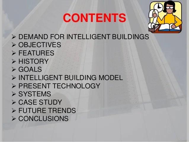 Intelligent Building