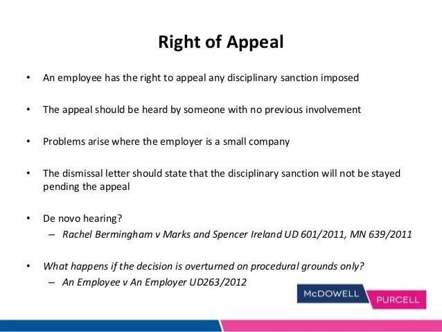 Unfair dismissal appeal letter sample dulahotw appeal letter sample for work redundancy format new flexible though spiritdancerdesigns Images