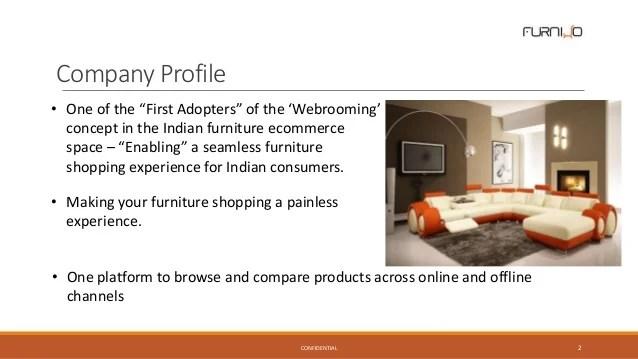 Online Furniture Shopping Price
