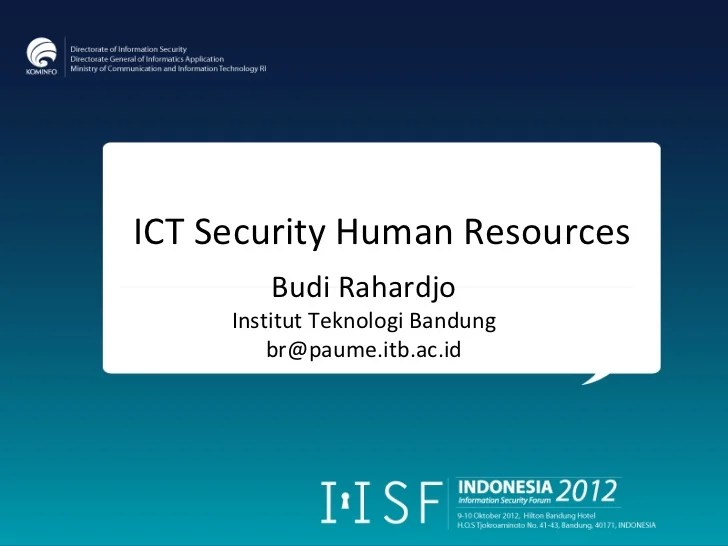 It Security Resources