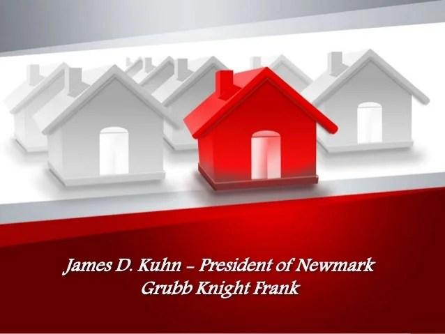 President Of Newmark Grubb Knight Frank
