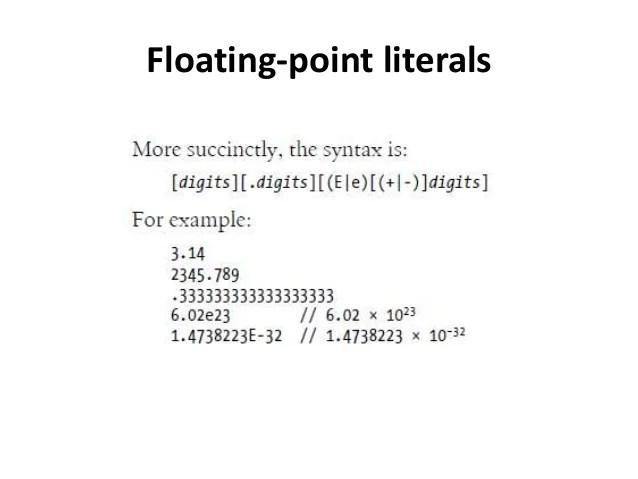 Javascript - Numbers