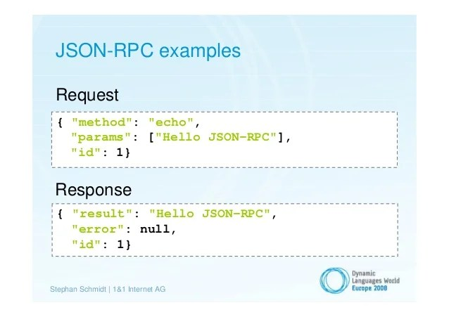 Json Rpc Proxy Generation With Php