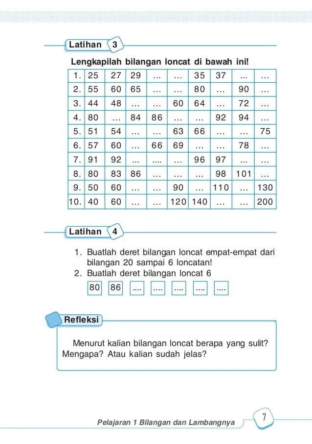 Belanja online buku matematika kelas 2 sd terbaik, terlengkap & harga termurah di lazada indonesia | bisa cod ✓ gratis ongkir ✓ voucher diskon. Matematika Untuk Sekolah Dasar Madrasah Ibtidaiyah Kelas 2