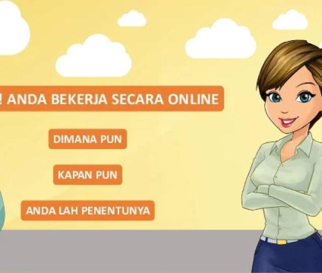 Kerja Online Yang Sangat Mudah Download Panduannya