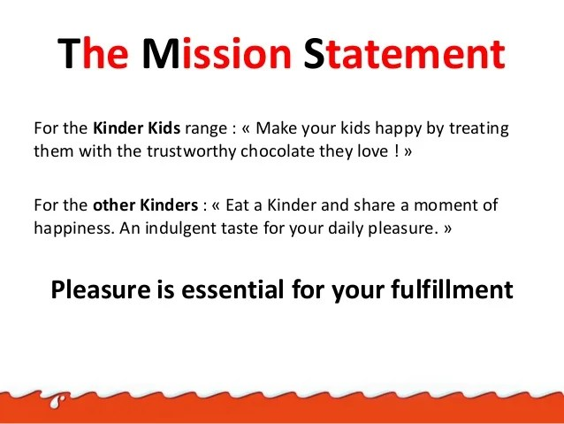 Communication Mission Statement Examples