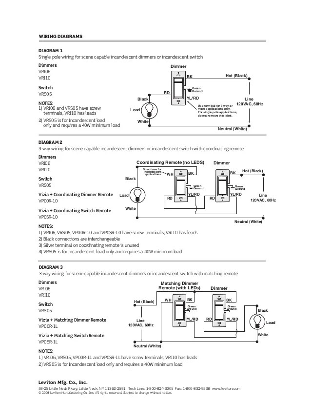 Stunning leviton dimmer switch wiring diagram images electrical delighted leviton dimmer switch wiring diagram gallery asfbconference2016 Choice Image