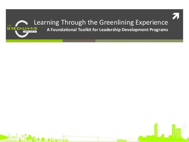 LLC Webinar Series | Learning Through the Greenlining ...