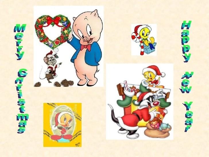merry christmas porky the pig - Porky Pig Christmas