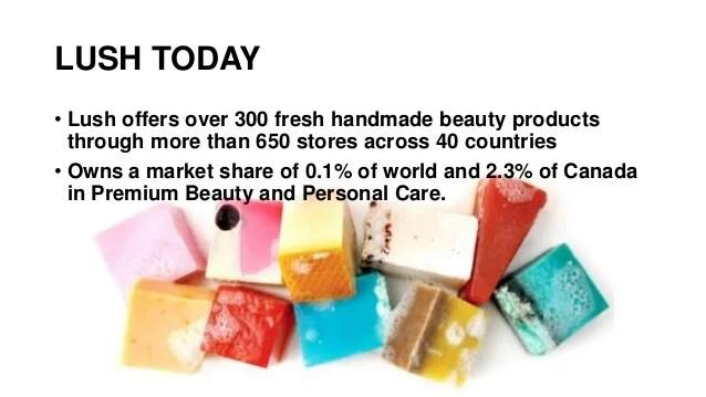 Lush Fresh Handmade Cosmetics Vancouver