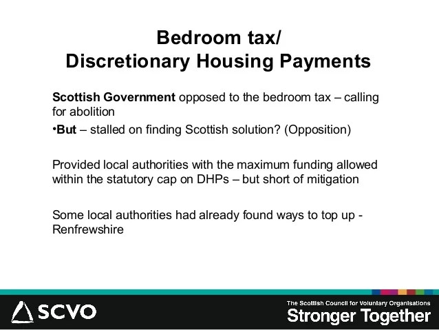 Bedroom Tax 2018 Scotland | Bedroom 2018