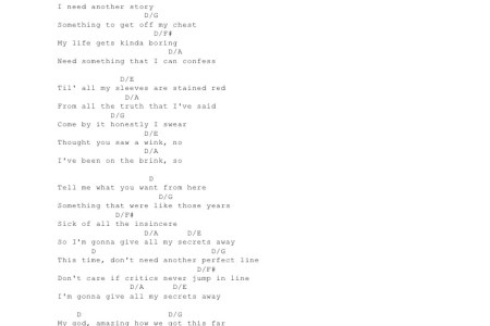best Christian Gospel Song Lyrics And Chords Guitar image collection
