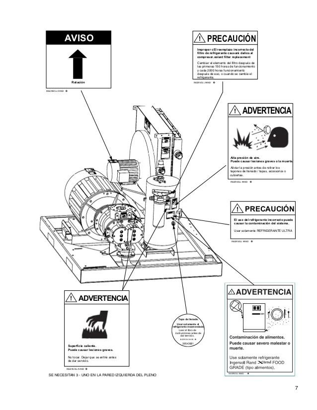 Ingersoll Rand Sd100d Wiring Diagram