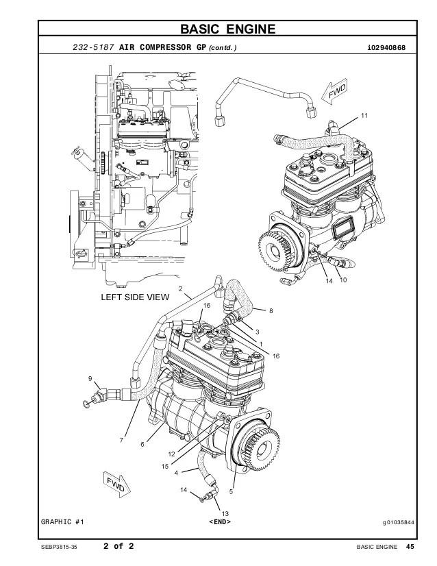 Manual de Partes  Motor C15 ACERT  wwworoscocat