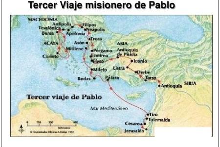 mapa del viaje de pablo » Full HD MAPS Locations - Another World ...
