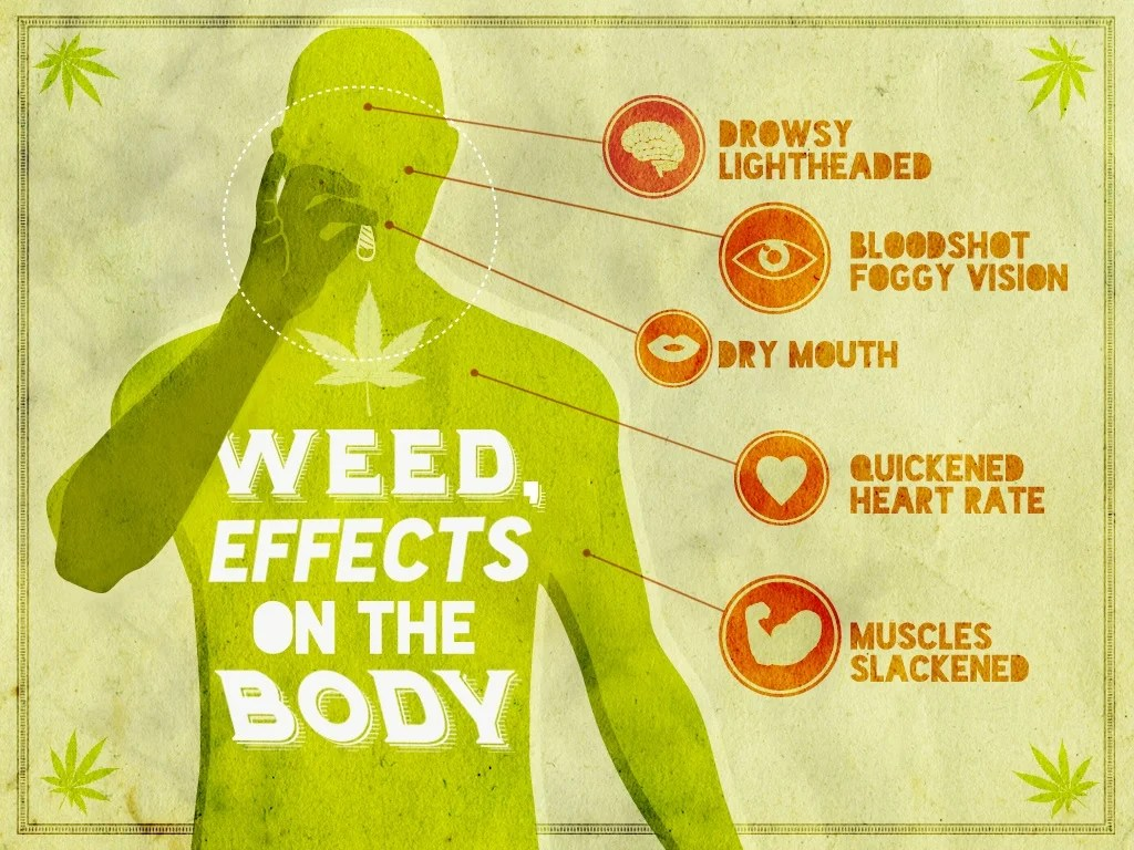Weed Effects On The Body