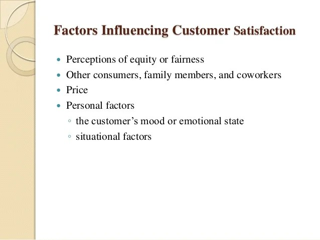 Marketing of services an introduction and facts