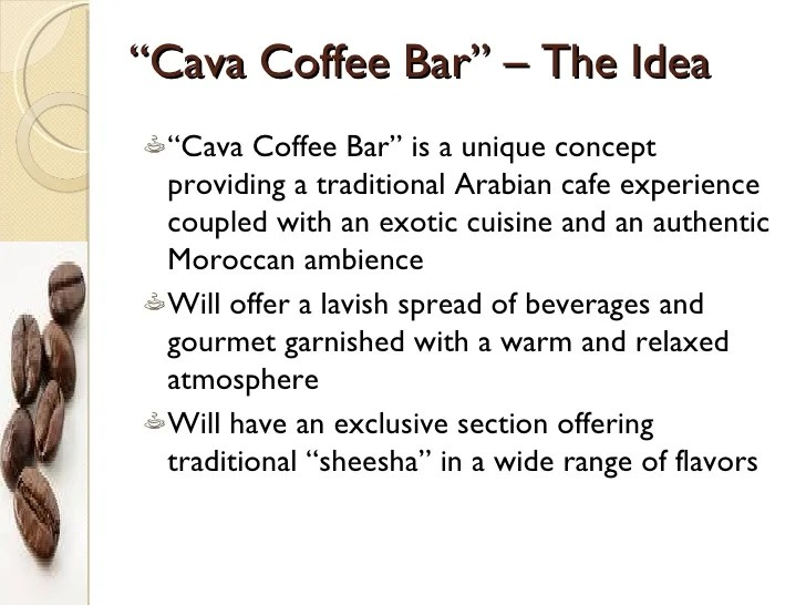 Image Result For How To Write A Business Plan For A Coffee Shop