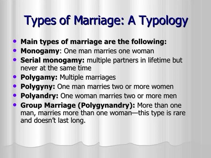 Define serial monogamy