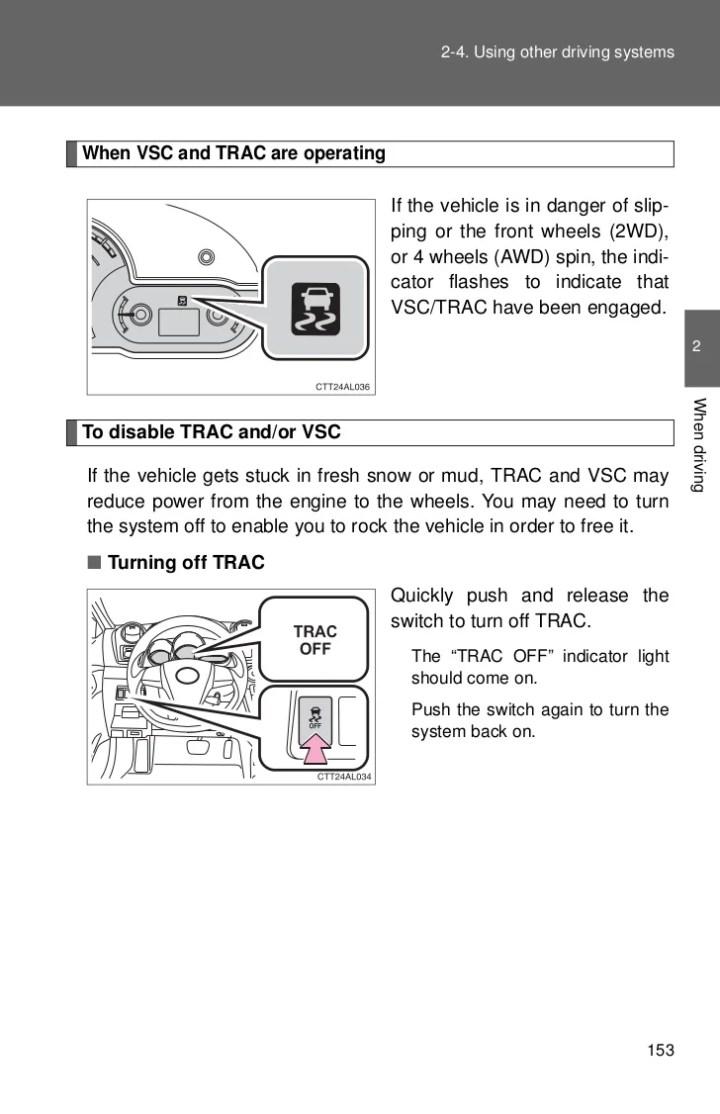 Trac Off Light Toyota Corolla Decoratingspecial Com